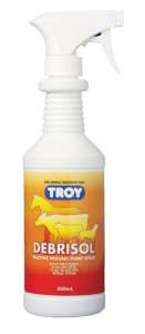 Troy Debrisol Enzyme Wound Spray