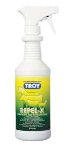 Troy Repel-X Insecticidal and repellant spray