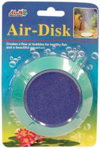 Aqua One  Airstone PVC Encased Air Disk