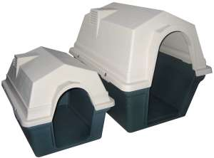 Pet One Kennel Green