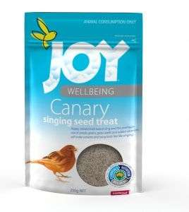 JOY 250g Canary Song Seed