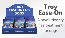 Troy Ease-On Flea Treatment for Dogs