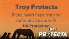 Troy Protecta Insect Repellant with UV Protection