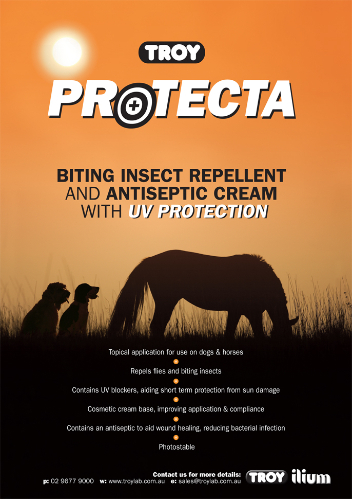 Troy Protecta - Insect Repellant & Antiseptic with UV Protection!
